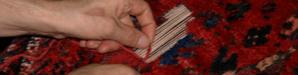Persian Rug Repair 3 (Shiraz)