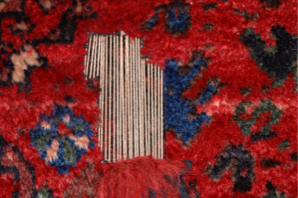 Persian Rug Repair 2(Shiraz)