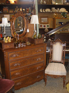 Antique Furniture Restoration And Professional Re Upholstery